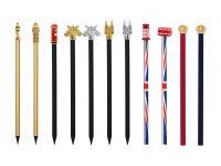 14 British Souvenir Pencil2