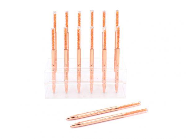 6 Crystallized Metallic Pen2