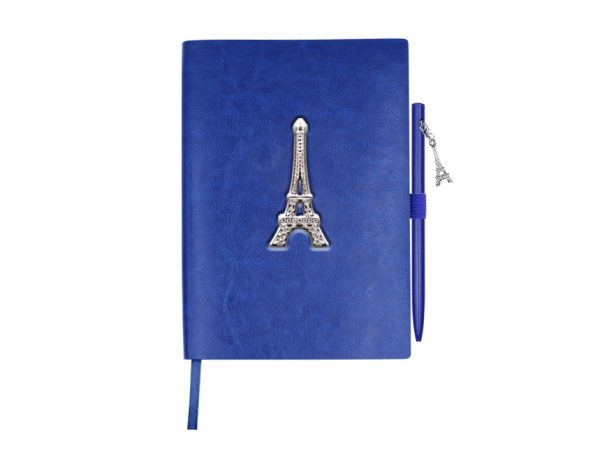 Eiffel Tower Souvenir Notebook