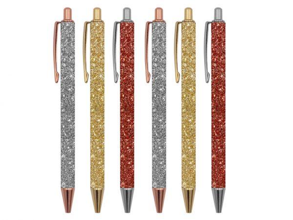Glitter Ball Point Pen